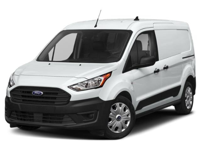 2021 Frozen White Ford Transit Connect XL 4 Door FWD I4 Engine Automatic Van
