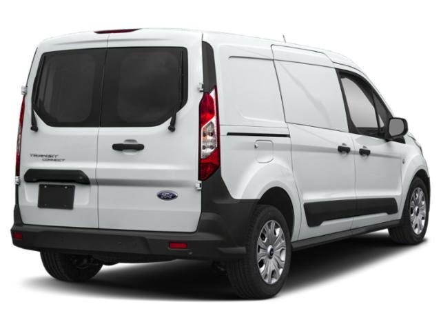 2019 Frozen White Ford Transit Connect Van XL FWD Van Automatic