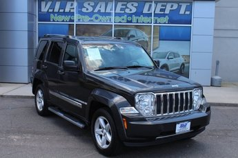 2010 Jeep Liberty Limited 4 Door Automatic SUV 4X4