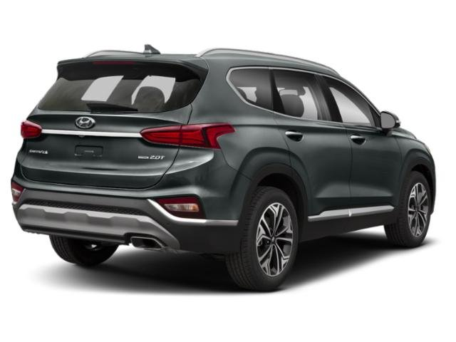 2019 Rainforest Hyundai Santa Fe Limited Automatic AWD 2.0L Turbocharged Engine