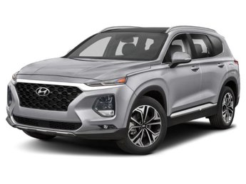 2019 Hyundai Santa Fe Limited AWD SUV 4 Door Automatic 2.0L 4-Cylinder Turbocharged Engine