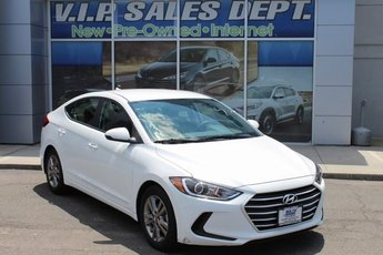 2018 Hyundai Elantra SEL Sedan FWD 4 Door Automatic