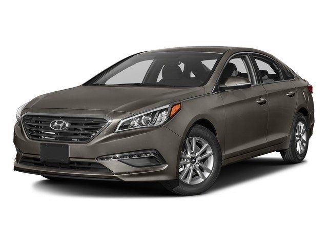 2017 Hyundai Sonata Eco Automatic 1.6L 4-Cylinder Turbocharged Engine Sedan FWD 4 Door