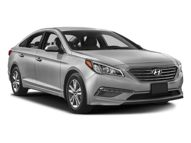2017 Dark Truffle Hyundai Sonata Eco 4 Door 1.6L 4-Cylinder Turbocharged Engine Automatic