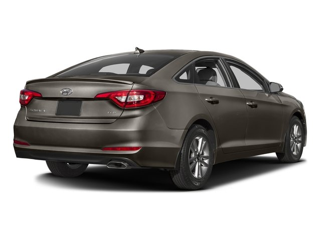 2017 Hyundai Sonata Eco 1.6L 4-Cylinder Turbocharged Engine 4 Door Sedan FWD