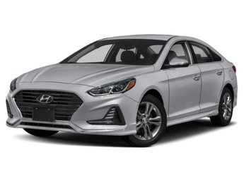 2019 Hyundai Sonata SE 2.4L 4-Cylinder Engine Automatic 4 Door