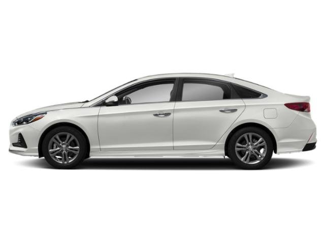 2019 Quartz White Pearl Hyundai Sonata SE Automatic 4 Door 2.4L 4-Cylinder Engine