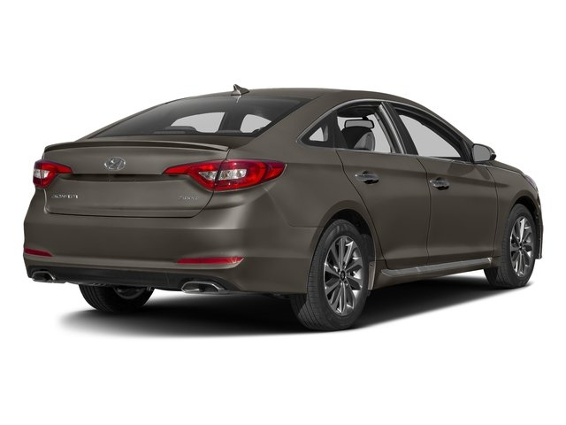 2017 Hyundai Sonata Sport 4 Door FWD 2.4L 4-Cylinder Engine Sedan