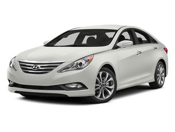 2014 Hyundai Sonata Limited Sedan FWD 2.0L 4-Cylinder DGI Turbocharged Engine