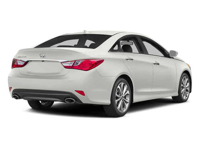 2014 Hyundai Sonata Limited 2.0L 4-Cylinder DGI Turbocharged Engine FWD Sedan