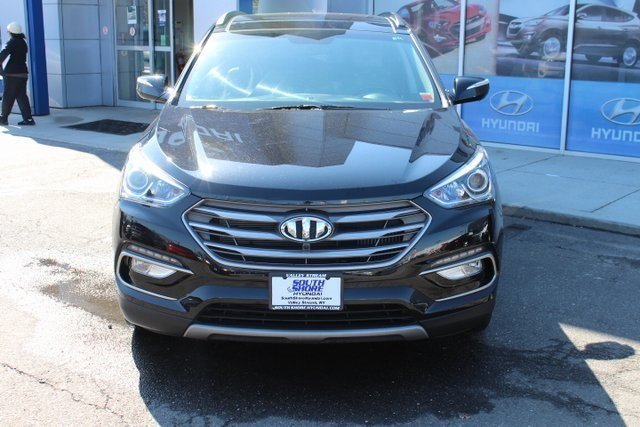 2017 Hyundai Santa Fe Sport 2.0T Ultimate 2.0L I4 DGI DOHC 16V Turbocharged Engine AWD Automatic 4 Door SUV