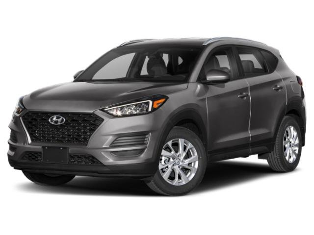 2019 Coliseum Gray Hyundai Tucson SE SUV 4 Door AWD Automatic I4 Engine