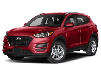 2019 Gemstone Red Hyundai Tucson Value Automatic SUV 2.0L 4-Cylinder Engine AWD