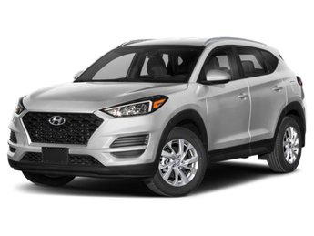 2019 Molten Silver Hyundai Tucson Value SUV AWD Automatic 4 Door 2.0L 4-Cylinder Engine