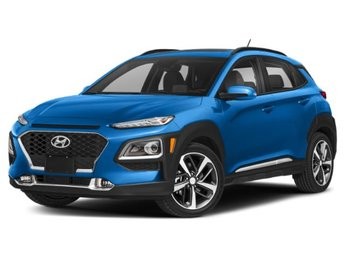 2019 Surf Blue Hyundai Kona SE AWD SUV Automatic 4 Door 2.0L 4-Cylinder Engine