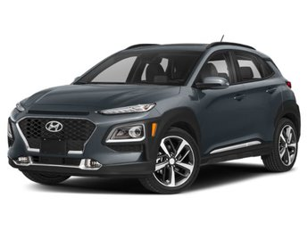 2019 Thunder Gray Hyundai Kona SE Automatic SUV 4 Door AWD