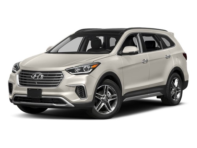 2018 Hyundai Santa Fe Limited Ultimate 3.3L 6-Cylinder Engine SUV 4 Door Automatic