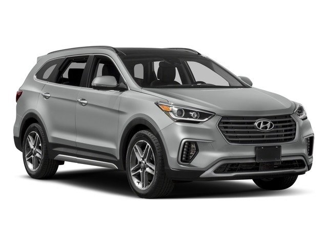 2018 Becketts Black Hyundai Santa Fe Limited Ultimate 4 Door AWD Automatic 3.3L 6-Cylinder Engine SUV