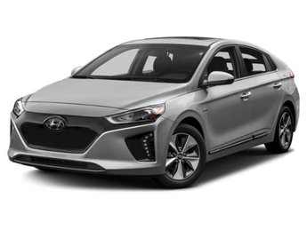 2019 Symphony Air Silver Metallic Hyundai Ioniq EV Limited Hatchback Automatic FWD Electric ZEV 118hp Engine