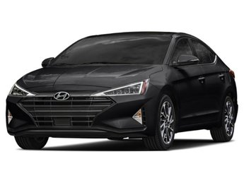 2019 Phantom Black Hyundai Elantra SEL 2.0L 4-Cylinder Engine FWD Sedan