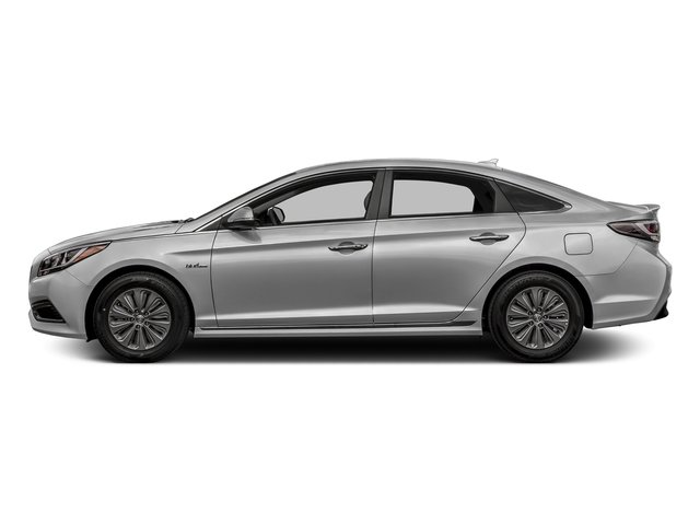 2016 Starlight Silver Hyundai Sonata Hybrid SE Automatic 2.0L 4-Cylinder Engine Sedan FWD 4 Door