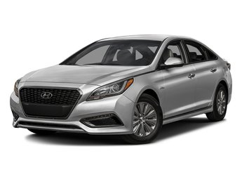 2016 Starlight Silver Hyundai Sonata Hybrid SE FWD 2.0L 4-Cylinder Engine Automatic 4 Door Sedan