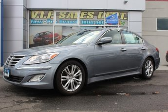 2014 Hyundai Genesis 3.8L Sedan RWD 4 Door