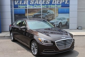 2016 Hyundai Genesis 3.8L Automatic 4 Door Sedan AWD
