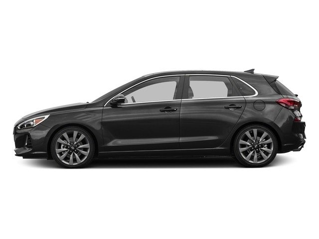 2018 Hyundai Elantra GT Sport 1.6L 4-Cylinder Turbocharged Engine Hatchback FWD 4 Door Automatic