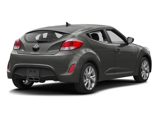 2016 Ironman Silver Hyundai Veloster Base Hatchback Automatic 3 Door 1.6L 4-Cylinder Engine