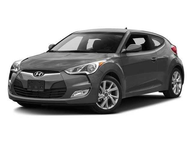 2016 Ironman Silver Hyundai Veloster Base 3 Door Automatic Hatchback