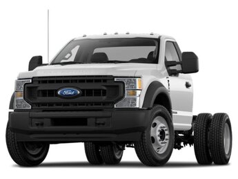 2020 Ford F-600 XL 2 Door RWD 7.3L V8 PFI OHV 16V Federal 350hp Engine Automatic Truck