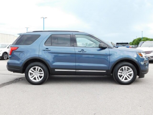 2019 Ford Explorer XLT Automatic 3.5L V6 Ti-VCT Engine 4X4 SUV 4 Door
