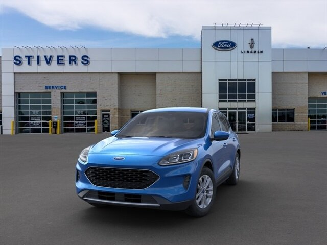 2021 Ford Escape SE 1.5L EcoBoost Engine Automatic 4 Door