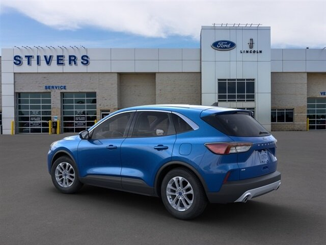 2021 Ford Escape SE 1.5L EcoBoost Engine 4 Door SUV FWD Automatic