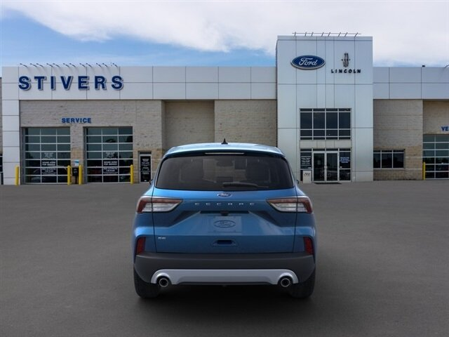 2021 Velocity Blue Metallic Ford Escape SE Automatic SUV 1.5L EcoBoost Engine