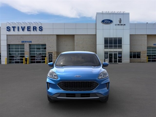 2021 Ford Escape SE FWD 4 Door Automatic