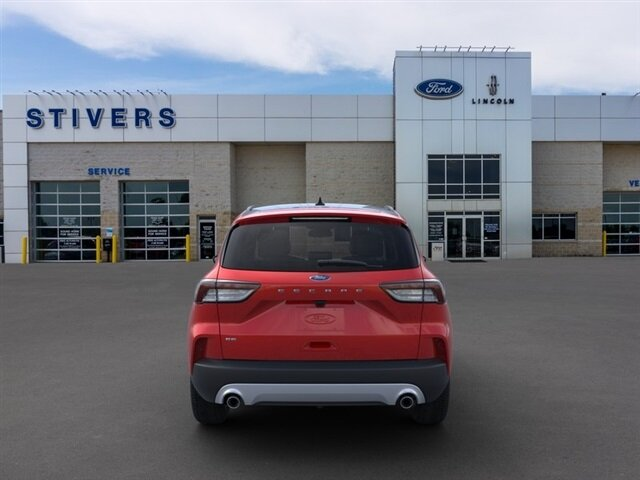2021 Ford Escape SE 1.5L EcoBoost Engine 4 Door Automatic SUV FWD
