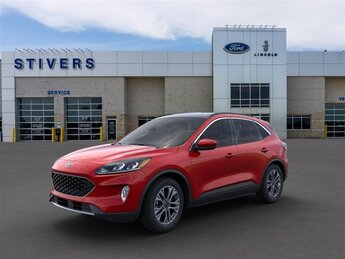 2021 Ford Escape SEL SUV FWD 4 Door 1.5L EcoBoost Engine