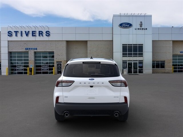 2021 Star White Metallic Tri-Coat Ford Escape SE 1.5L EcoBoost Engine AWD SUV Automatic 4 Door