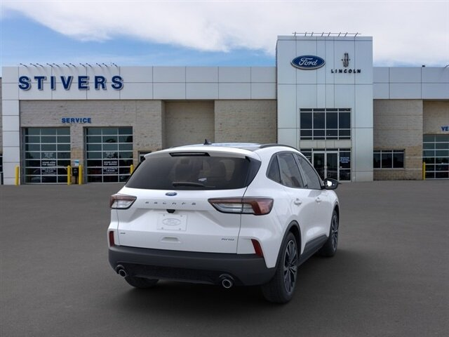 2021 Ford Escape SE SUV Automatic AWD
