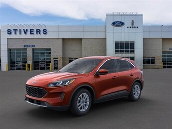 2021 Ford Escape SE 1.5L EcoBoost Engine SUV AWD