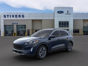 2021 Ford Escape SEL 1.5L EcoBoost Engine SUV Automatic 4 Door AWD