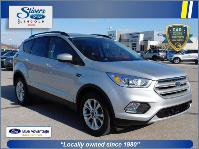 2018 Ford Escape SEL 4X4 4 Door SUV Automatic