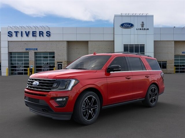 2020 Ford Expedition Limited 4X4 EcoBoost 3.5L V6 GTDi DOHC 24V Twin Turbocharged Engine Automatic 4 Door SUV