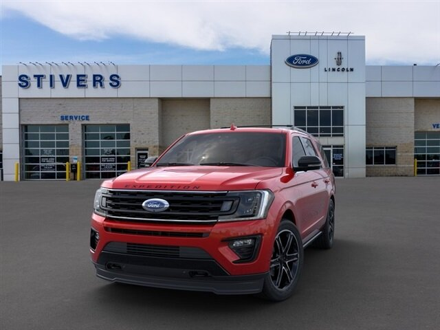 2020 Ford Expedition Limited 4X4 EcoBoost 3.5L V6 GTDi DOHC 24V Twin Turbocharged Engine SUV