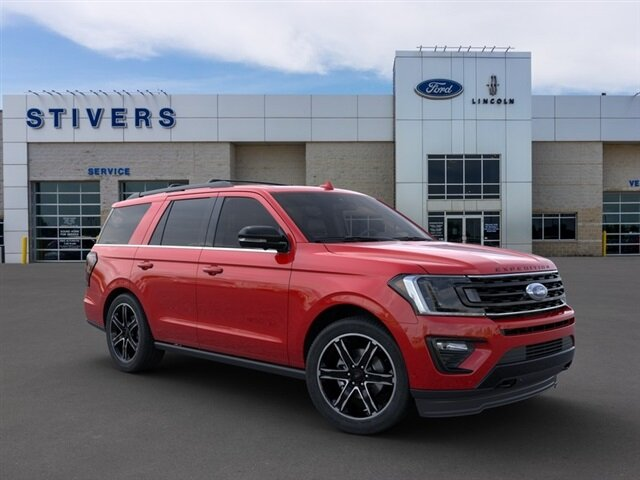 2020 Ford Expedition Limited 4X4 Automatic SUV 4 Door EcoBoost 3.5L V6 GTDi DOHC 24V Twin Turbocharged Engine