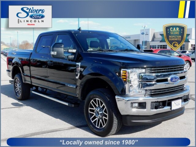 2019 Ford Super Duty F-250 SRW Lariat Truck Automatic Power Stroke 6.7L V8 DI 32V OHV Turbodiesel Engine 4 Door