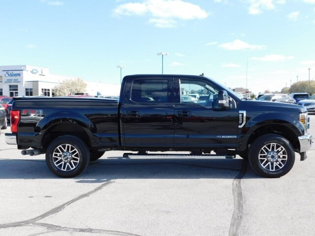2019 Ford Super Duty F-250 SRW Lariat Automatic Truck Power Stroke 6.7L V8 DI 32V OHV Turbodiesel Engine 4 Door 4X4