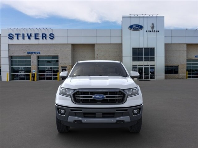 2021 Ford Ranger Lariat Truck 4X4 4 Door EcoBoost 2.3L I4 GTDi DOHC Turbocharged VCT Engine Automatic